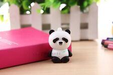 1pc 16GB Panda Bear Black and White Keychain USB Flash Thumb Drive USA Shipper