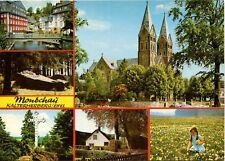 Alte Postkarte - Monschau Kalterherberg/Eifel