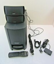 Bose CineMate Digital Home Theater Speaker System TESTED