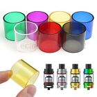 Replacement Transparent Pyrex Glass Tube Tank Sleeve For TFV12 Cloud Beast King