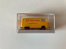 Modellauto Shell Kastenwagen Brekina Thermoshell
