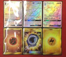 [SOLDES] Carte Pokémon Soleil et Lune 2 GX / Rainbow / Holo NEUVES (Français)