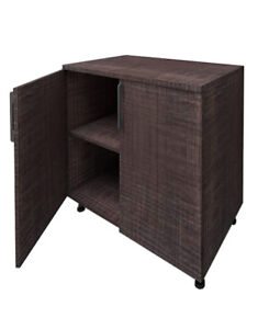 Hardis Double Door Base Business Commercial Office Cabinet Furniture - Flat Pack