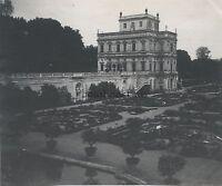 Villa Doria Pamphilj Roma Italia Foto Amateur Vintage Ca 1900