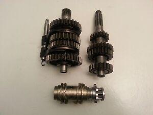 2008 KTM 505 SX F gearbox