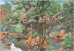 Disney Jigsaw Puzzle 1000 Pieces D-1000-369 Mickey Tree House