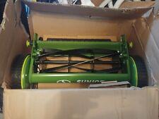 "Sun Joe Mj500M 16"" Manual Reel Mower Grass Catcher push no gas/plug small yard"