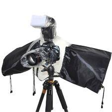 Cámara Impermeable a Prueba De Lluvia a Prueba de Polvo Cubierta De La Lluvia Protector Para Nikon Canon DSLR