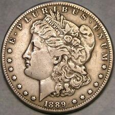 1889 CC MORGAN SILVER DOLLAR APPEALING VERY SCARCE *SEMI KEY* BEAUTIFUL FEATURES