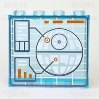 New Star Wars LEGO® Screen with Death Star Plans Genuine Part from set 75237