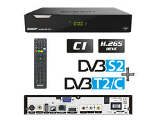 Full HD Receiver Edision Piccollo 3in1 DVB-S2+DVB-T2/C H.265 CI LAN USB B-Ware