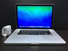 "Apple MacBook Pro 15"" Pre-Retina / Core i5 2.4Ghz / 1TB SSHD / OSX-2018"
