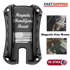 Magnet Gun Mount Magnetic Concealed Tactical Firearm Accessories Car Truck home