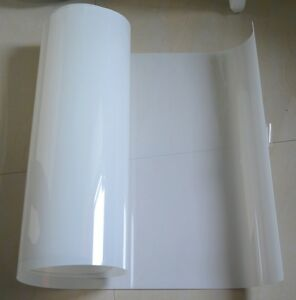"Airbrush Stencil Mylar Film Sheet Polyester Painting 14 Mil Thick 12.5""x5 Yards"