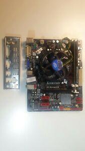 Biostar H61M GC celeron G1610-2600MGZ ram DDR3 4GB Intel HD Graphics 2500