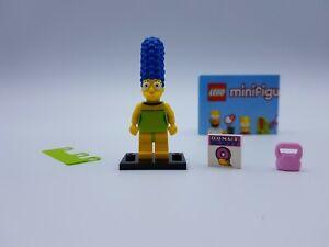 LEGO FIGURINE MARGE SIMPSON SERIE 1 SIMPSON 71005 *COMME NEUF*