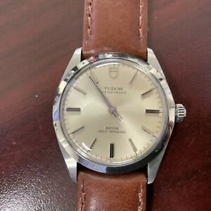 TUDOR VINTAGE STEEL OYSTER PRINCE AUTOMATIC WRISTWATCH 7995/0