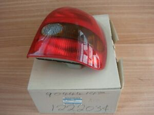 Rear Light Right fits Opel Vauxhall Corsa B GSi 90444142 Genuine
