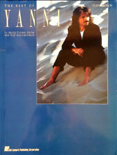 YANNI - BEST OF YANNI / 11 SELECTIONS FROM HIS TOP RECORDINGS - 1993 SONGBOOK