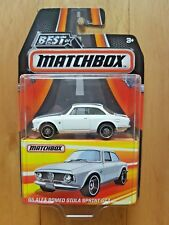 "MATCHBOX BEST OF SERIES 2 2017 ""B"" CASE '65 ALFA ROMEO GIULA SPRINT GTA (A+/*A)"
