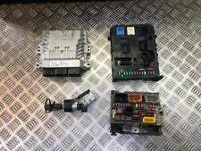 11-15 PEUGEOT 3008 1.6 HDI DIESEL MANUAL ENGINE ECU KIT 9800268980