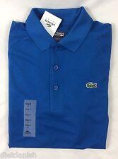 Lacoste SPORT Men's Polo Shirt Laser Blue Size EU 3 US XS