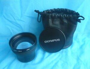 Olympus Objektiv Camedia Tele Extension Lens Pro TCON-14B Ø 62 mm / Ø 86 mm
