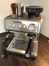 Gastroback Design Espresso Barista Pro 1550W Siebträger-Espressomaschine -...