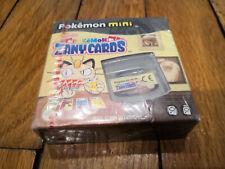 Nintendo Pokemon Mini zany cards fr