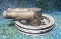 Volvo Penta Raw Water Sea Pump  REBUILT 21214599 Chipped Pulley