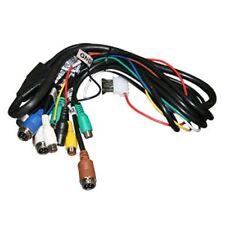 CabCAM 22 Pin Power Harness, Quad Monitor HNS22P