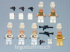 NEW LEGO Star Wars™ 75098 Rebel Officer Trooper minifigure figure Hoth Echo army