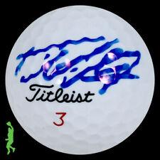 TOMMY FLEETWOOD AUTOGRAPH SIGNED TITLEIST MASTERS GOLF BALL PGA PSA/DNA PSA COA