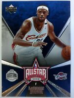 2006-07 Upper Deck All-Star Game Houston Selections Lebron James #AS-6