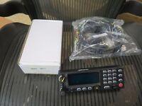 NEW MACOM HARRIS  M7300 Radio Control Head Unit,  Microphone & CA-012349 CABLES