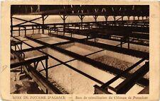 CPA  Mine de Potasse d'Alsace - Bacs de cristallisation du Chlorure ... (659965)