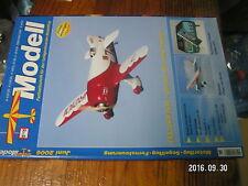 5µ?§ Revue Modell Juni 2006 Modelisme avions en Allemand