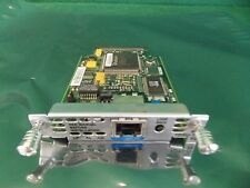 Cisco WIC-1DSU-T1-V2 WAN Interface Card 73-8346-05 ^