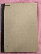 Edvard Grieg, FIFTY SONGS FOR HIGH VOICE, 1908, Ex-Library. Sheet Music, HB