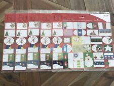 American Greetings Christmas Luxury Foil Gift Tags 300 Total