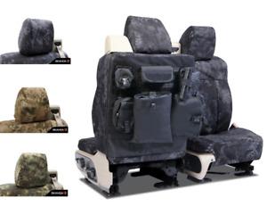 Ballistic Kryptek Tactical Custom Fit Seat Covers For Nissan Titan