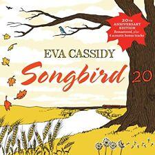 EVA CASSIDY CD - SONGBIRD 20 [BONUS TRACKS](2018) - NEW UNOPENED - BLIX STREET