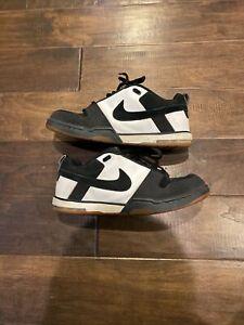 2006 Nike 6.0 Air Insurgent Mens Size 11 White/Black/ Brown/ RARE