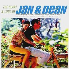 JAN AND DEAN ~ THE HEART AND SOUL OF CD 16 EARLY SIXTIES / 60's VINTAGE SONGS