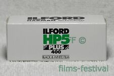 3 rolls ILFORD HP5 Plus 400 120 Film Black and White B&W