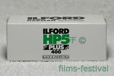 3 rolls ILFORD HP5 Plus 400 120 Film Black and White B&W