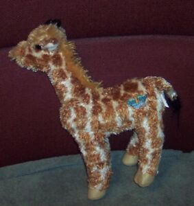 "KOOKEYS THE Giraffe 12"" PLUSH UNLOCK THE FUN 10 VOX ENTERTAINMENT GUC"