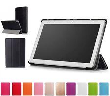 Slim Smart Lightweight Folding Standing Case Cover For Lenovo Tablet Models