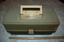 Plano 6600 The Executive Tackle Box With Leads, Bobblers, Strings, Hooks & Lures
