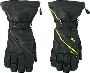Arctiva Meridian Gloves - Snowmobile Insulated Waterproof Cold Weather Winter